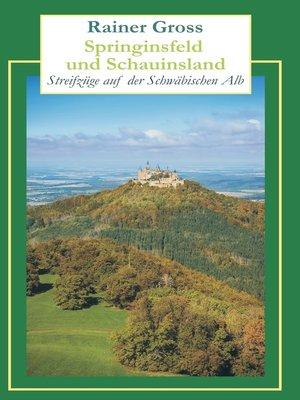 cover image of Springinsfeld und Schauinsland