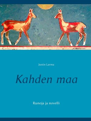 cover image of Kahden maa