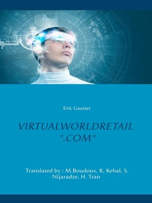 "cover image of VIRTUALWORLDRETAIL "".COM"""