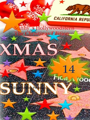 cover image of Sunny's Hollywoodstern the Christmas Edition