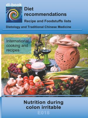 cover image of Nutrition during colon irritable