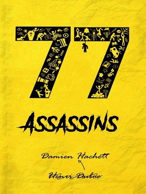 cover image of 77 assassins