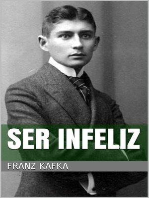 cover image of Ser infeliz