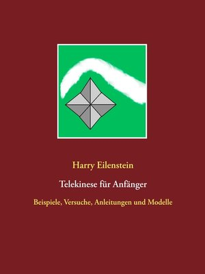 cover image of Telekinese für Anfänger