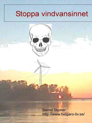 cover image of Stoppa vindvansinnet