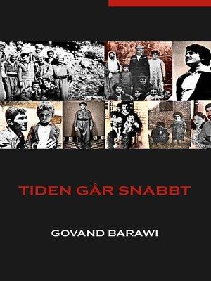 cover image of Tiden går snabbt