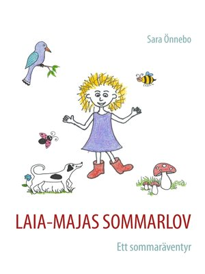 cover image of LAIA-MAJAS SOMMARLOV