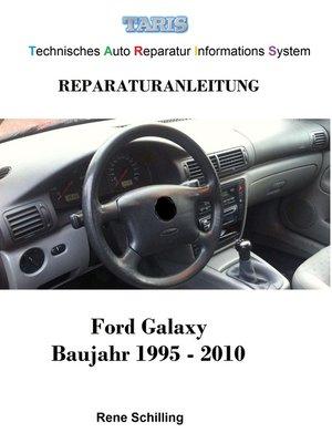 cover image of Taris Reparaturanleitung Galaxy