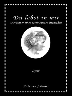 cover image of Du lebst in mir