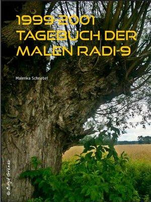 cover image of 1999-2001 Tagebuch der Malen Radi-9