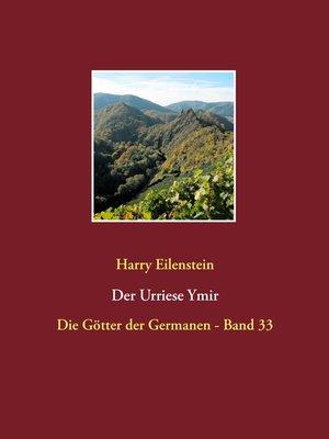 cover image of Der Urriese Ymir