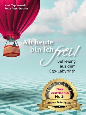 cover image of Ab heute bin ich frei!