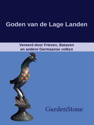 cover image of Goden van de Lage Landen