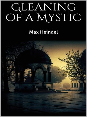 cover image of Gleaning of a Mystic