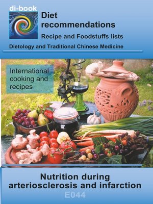 cover image of Nutrition during arteriosclerosis and infarction