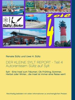 cover image of Der kleine Sylt Report--Teil 4