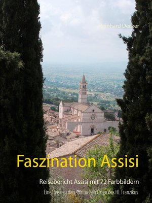 cover image of Faszination Assisi