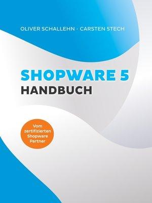 cover image of Shopware 5 Handbuch