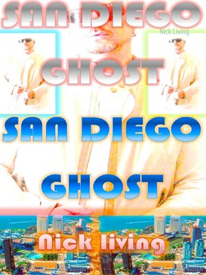 cover image of San Diego Ghost
