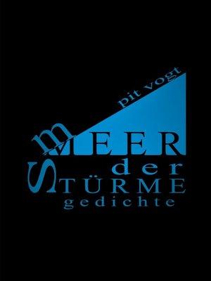 cover image of Meer der Stürme