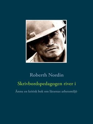 cover image of Skrivbordspedagogen river i