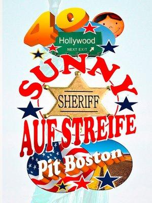 cover image of Sunny--Auf Streife