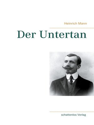 cover image of Der Untertan