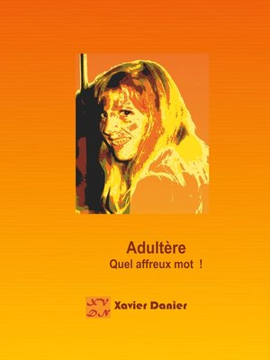 cover image of Adultère