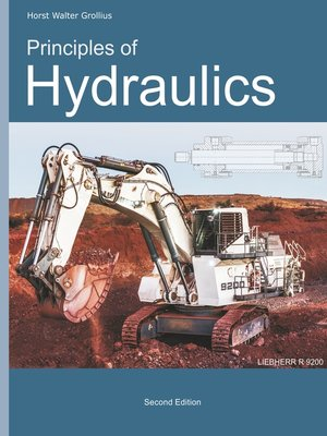 cover image of Principles of Hydraulics
