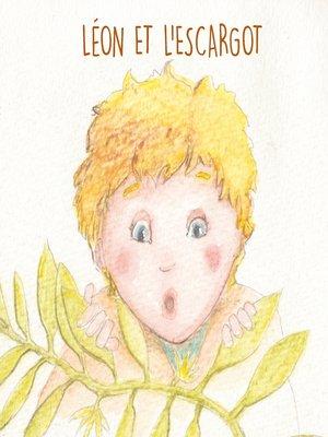 cover image of Léon et l'escargot
