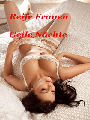 cover image of Geile Nächte