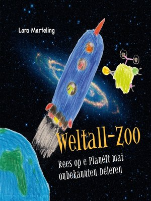 cover image of Weltall-Zoo