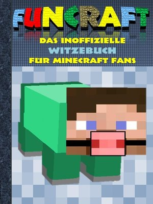cover image of Funcraft--Das inoffizielle Witzebuch für Minecraft Fans