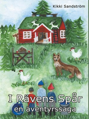cover image of I Rävens Spår