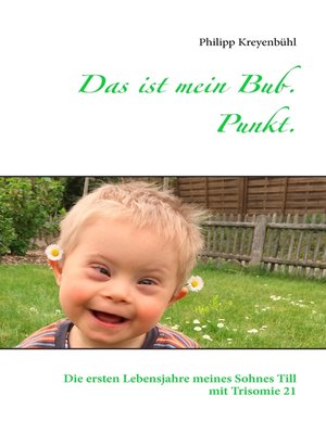 cover image of Das ist mein Bub. Punkt.