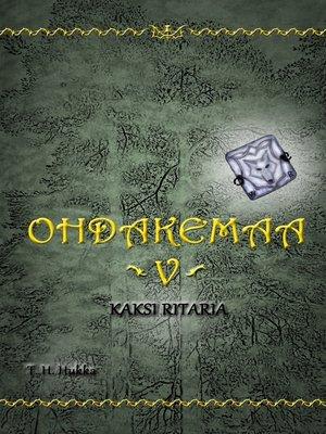 cover image of Ohdakemaa 5