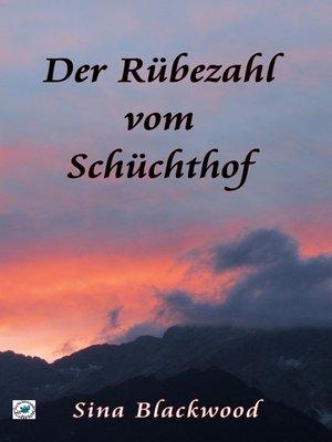 cover image of Der Rübezahl vom Schüchthof