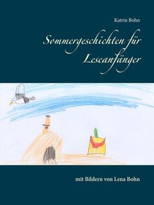 cover image of Sommergeschichten für Leseanfänger
