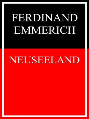 cover image of Neuseeland