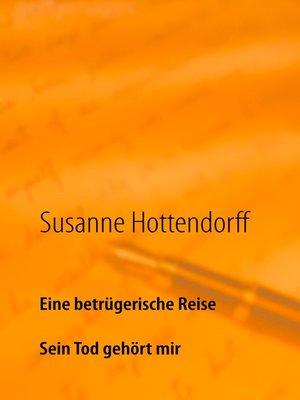 cover image of Eine betrügerische Reise