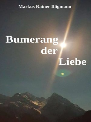 cover image of Bumerang der Liebe