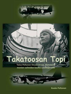 cover image of Takatoosan Topi