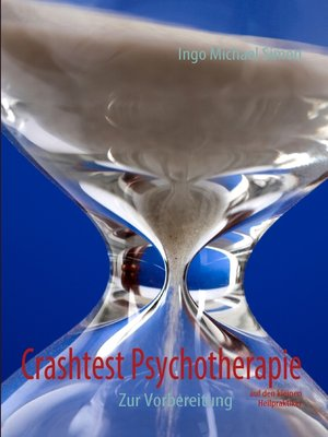 cover image of Crashtest Psychotherapie