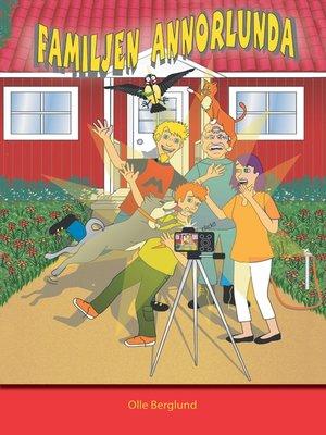 cover image of Familjen annorlunda