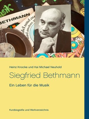 cover image of Siegfried Bethmann