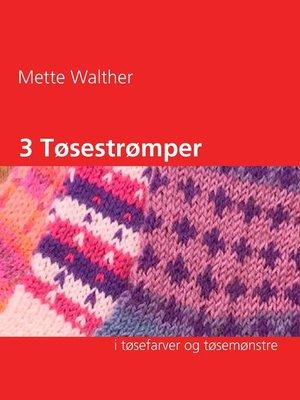 cover image of 3 Tøsestrømper