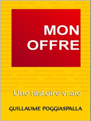 cover image of Mon Offre