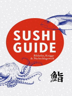 cover image of Sushi Guide