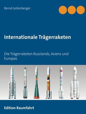 cover image of Internationale Trägerraketen