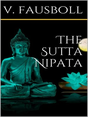 cover image of The Sutta-Nipâta